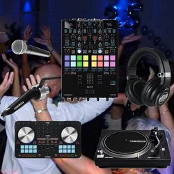 DJ Gear Department