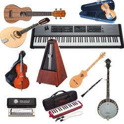 Musical Instruments Department